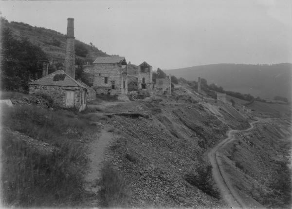 Okel Tor Mine circa 1905
