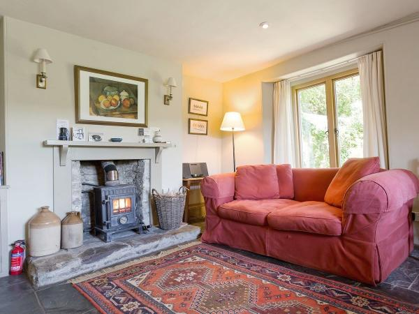 get cosy round the fire at the Count House