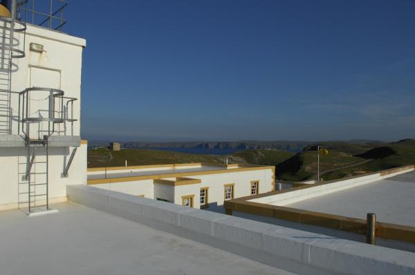Strathy roof terrace