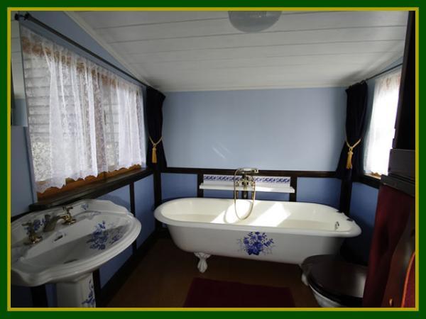 carriage bathroom