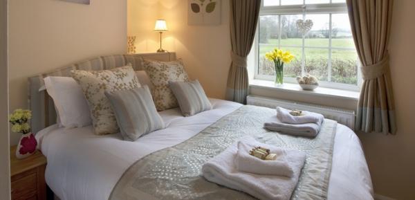 1 of 2 double bedrooms