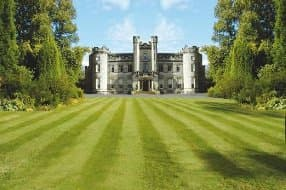 Airth Castle and Hotel