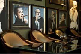 Cigars at No 10