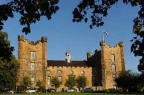 historic castle hotel