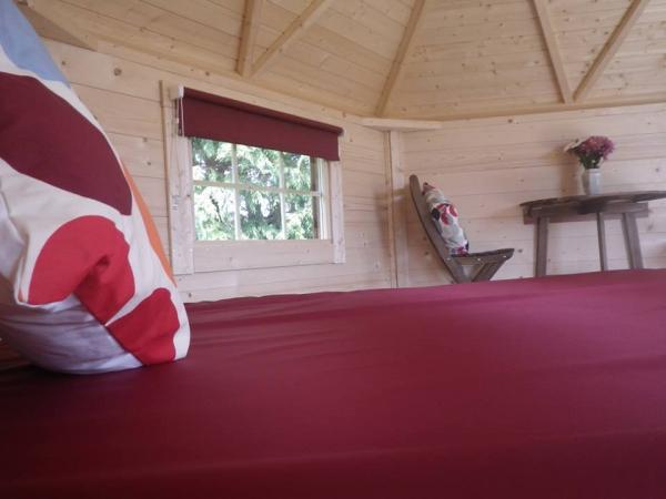 the Chillout interior