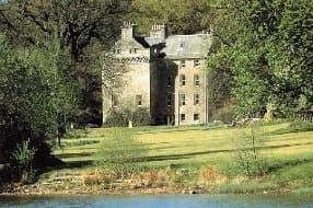 Cucreuch Castle Hotel on vast estate