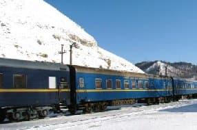 luxury Trans Siberian Express