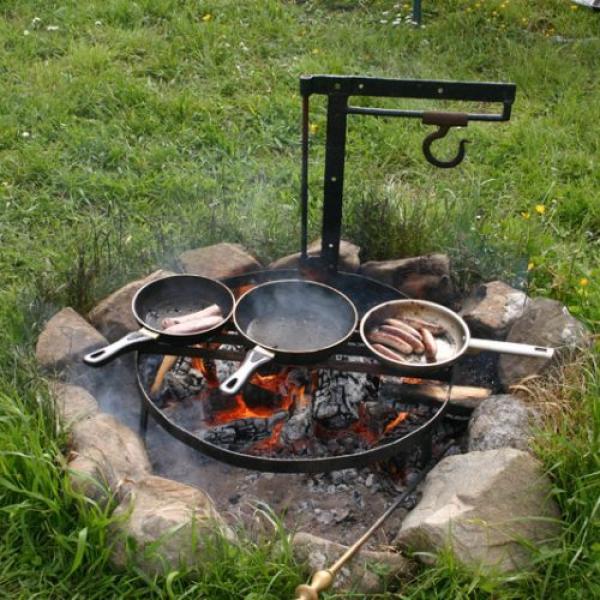 alfresco cooking