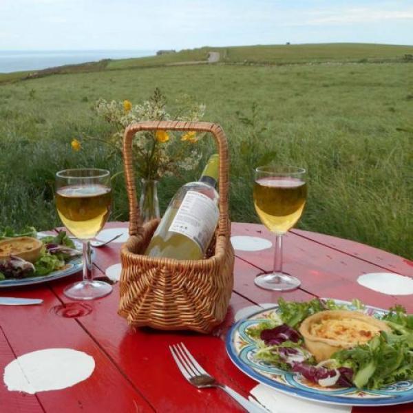 Harvest Hut fine dining