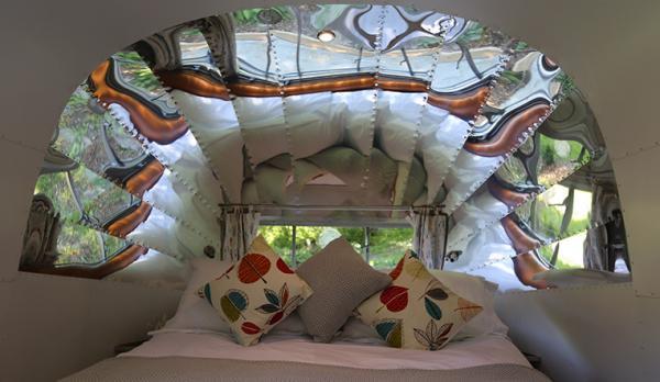 impressive bedroom area