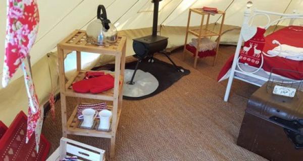 Tent facilities
