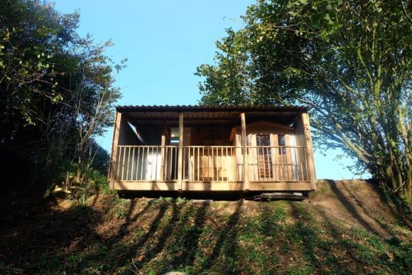 Woodland Sauna