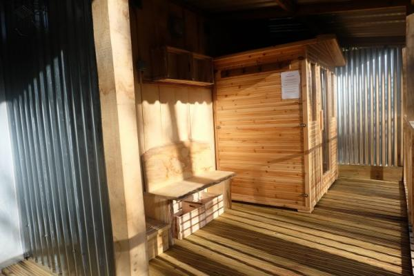 Physiotherm infrared sauna for 2