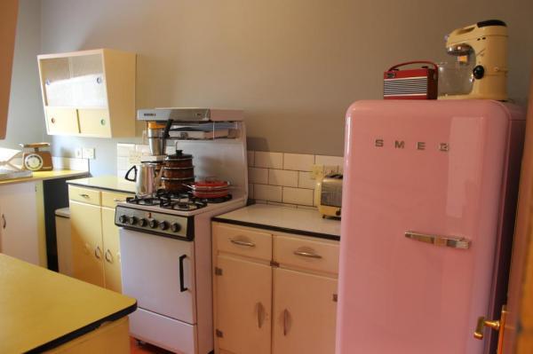 balcony flat kitchen
