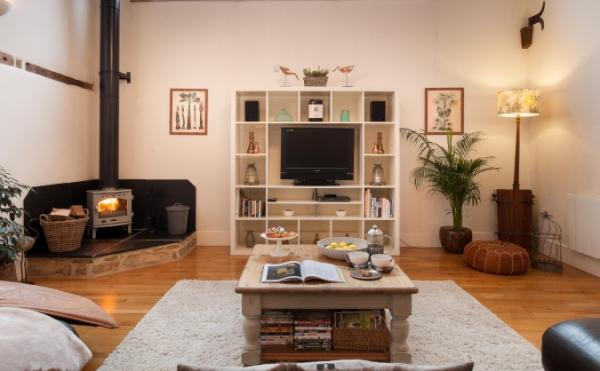 The Workshop lounge