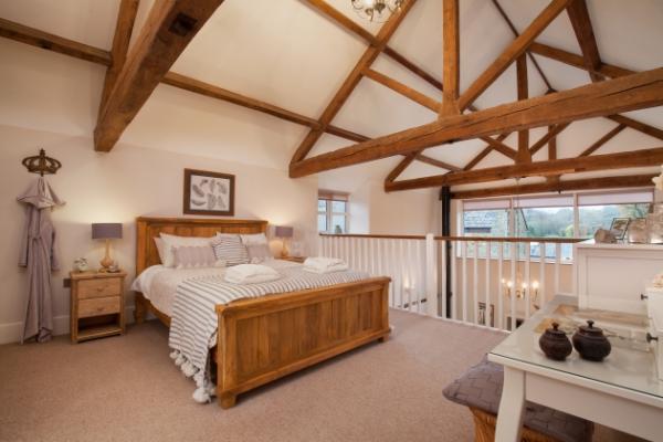 Old Workshop bedroom