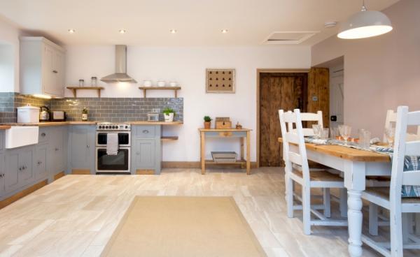 Croft Cottage kitchen diner