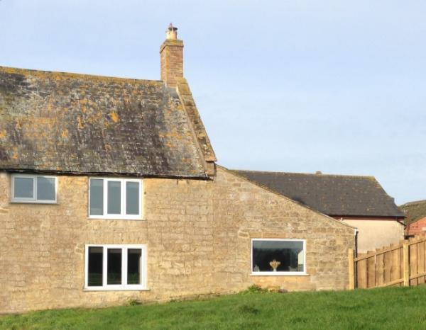 Croft Cottage exterior