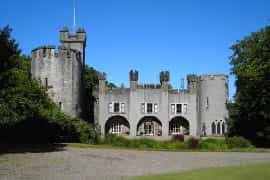 Bryn Bras Castle