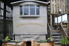 The Sir Paul Gooderham exterior