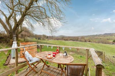 Unusual Places To Stay With A Hot Tub
