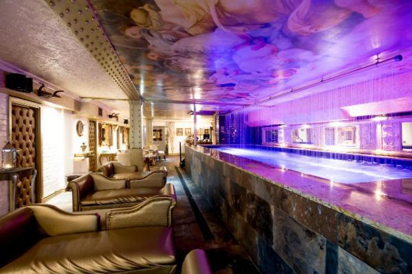 Anic Themed Hotel In Liverpool With 64 Ont Rooms Plus A Spa Bar And Restaurant