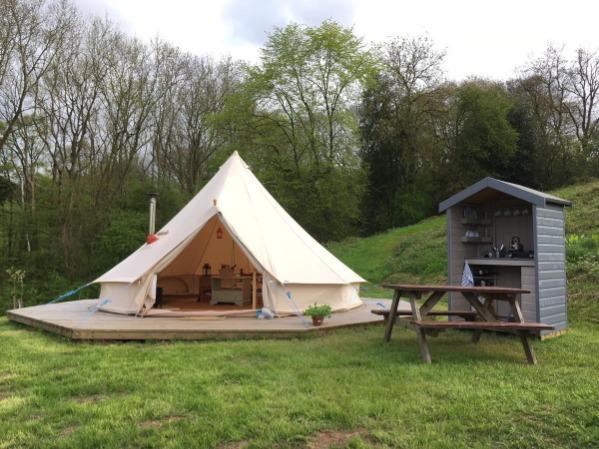 Hidden Valley Camping