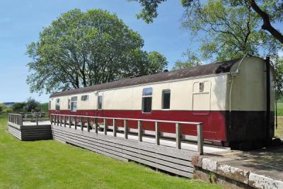 Railway Carriage Holidays